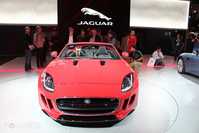 Jaguar F-type pictures and hands-on - photo 3
