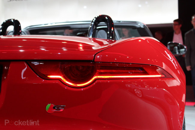Jaguar F-type pictures and hands-on - photo 6