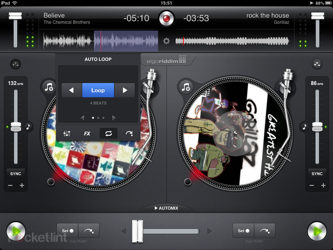 APP OF THE DAY: djay review (iPad / iPhone / iPod touch) - photo 10