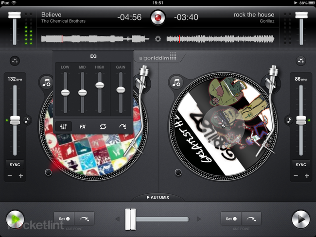 APP OF THE DAY: djay review (iPad / iPhone / iPod touch) - photo 11