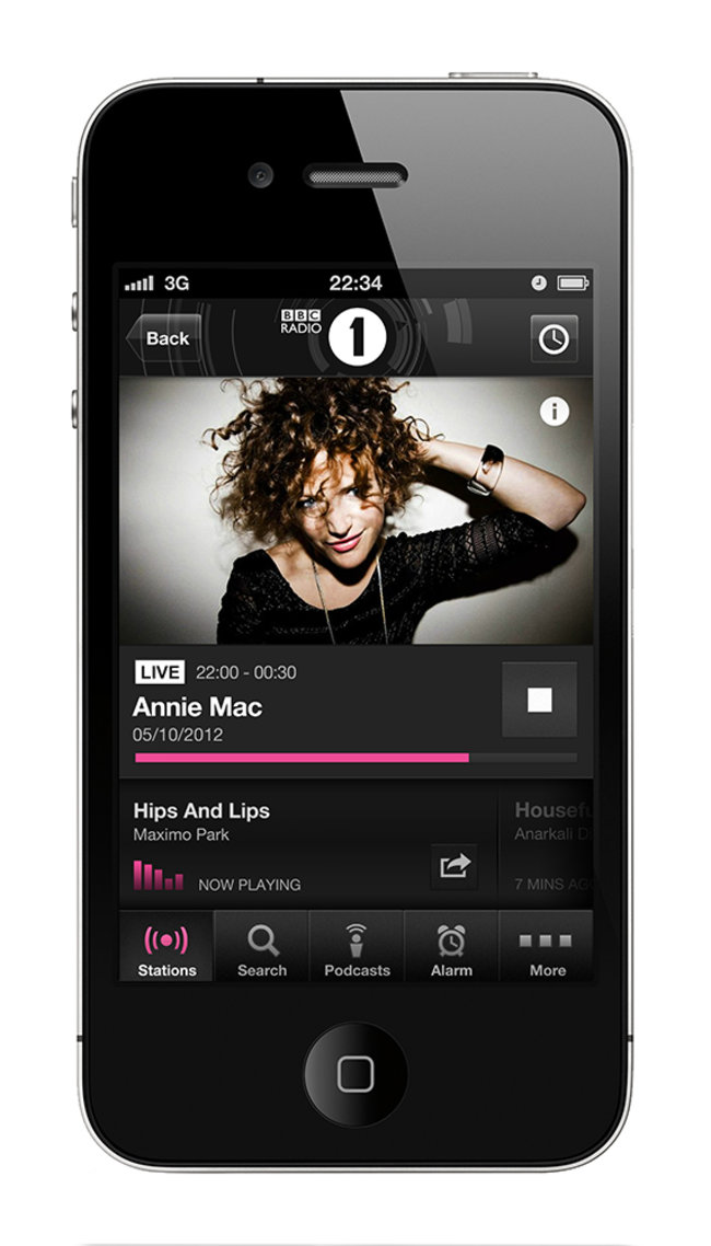 BBC iPlayer Radio launches as dedicated app for smartphone, tablet and PC - photo 2