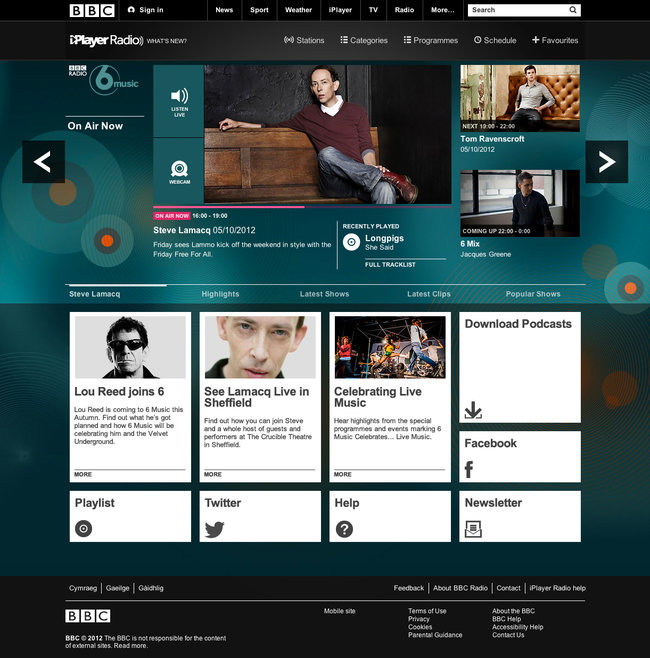 BBC iPlayer Radio launches as dedicated app for smartphone, tablet and PC - photo 5