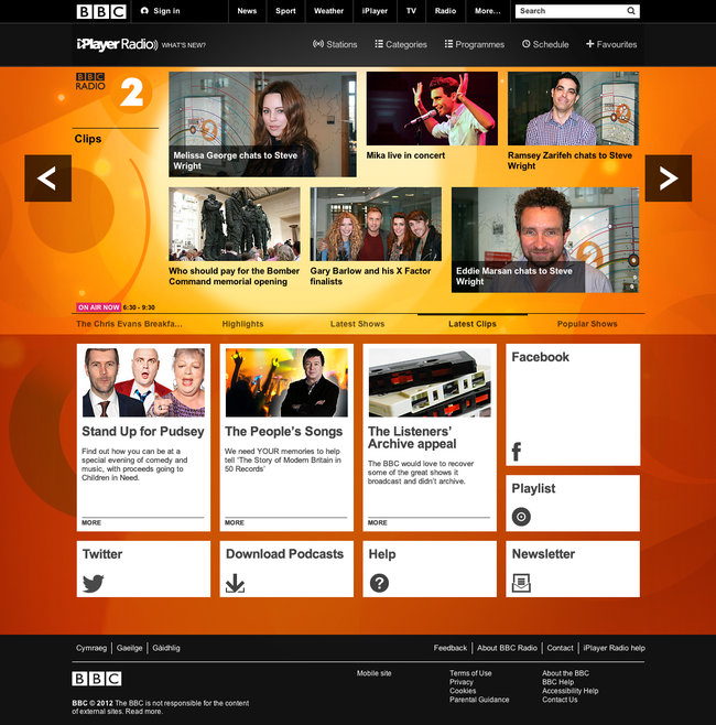BBC iPlayer Radio launches as dedicated app for smartphone, tablet and PC - photo 8