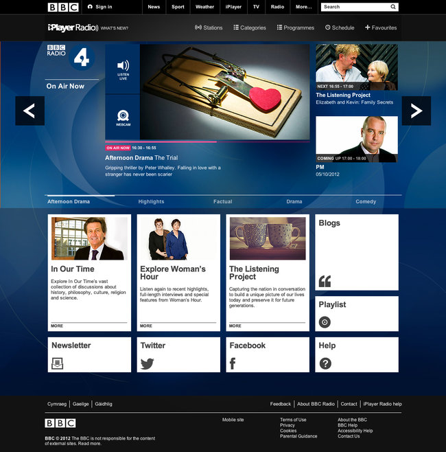 BBC iPlayer Radio launches as dedicated app for smartphone, tablet and PC - photo 9