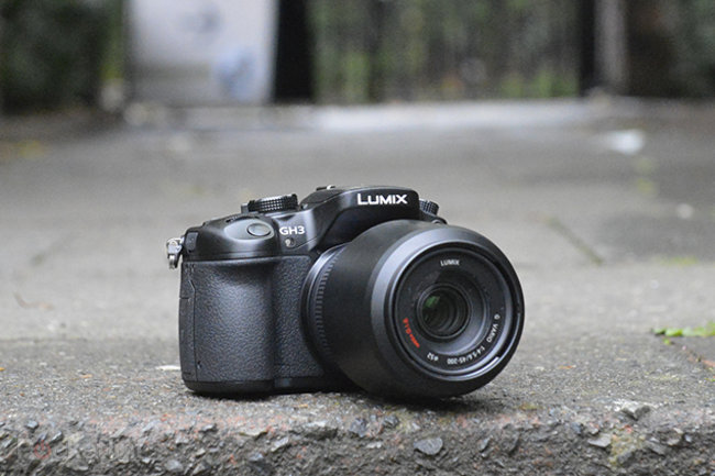 Hands on: Panasonic Lumix GH3 review - photo 1
