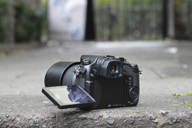 Hands on: Panasonic Lumix GH3 review - photo 2