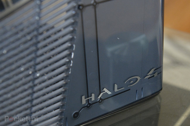 Halo 4 Xbox 360 Limited Edition console pictures and hands on - photo 3