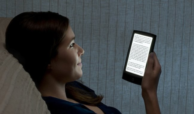 Bookeen's Cybook Odyssey HD FrontLight eReader arrives this November - photo 1