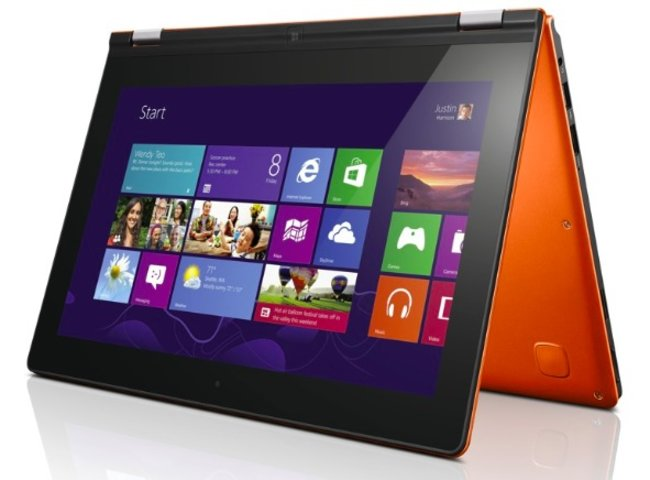 New Lenovo Windows 8 Yoga, Lynx and Twist tablets want to twist, flip, fold and turn to win your heart - photo 6