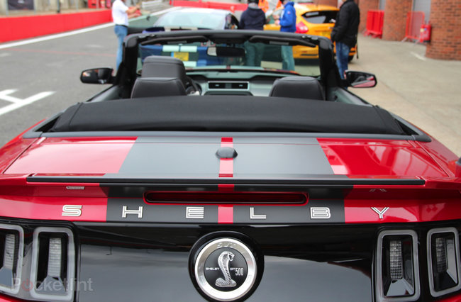 Ford Mustang Shelby GT500 (2013) pictures and hands-on - photo 15