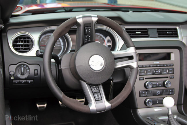 Ford Mustang Shelby GT500 (2013) pictures and hands-on - photo 19