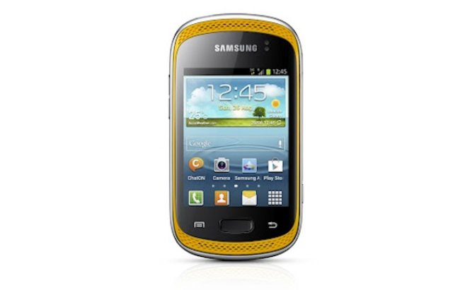Samsung reveals budget friendly Galaxy Music smartphone - photo 3