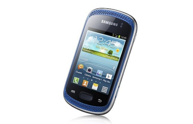 Samsung reveals budget friendly Galaxy Music smartphone - photo 5