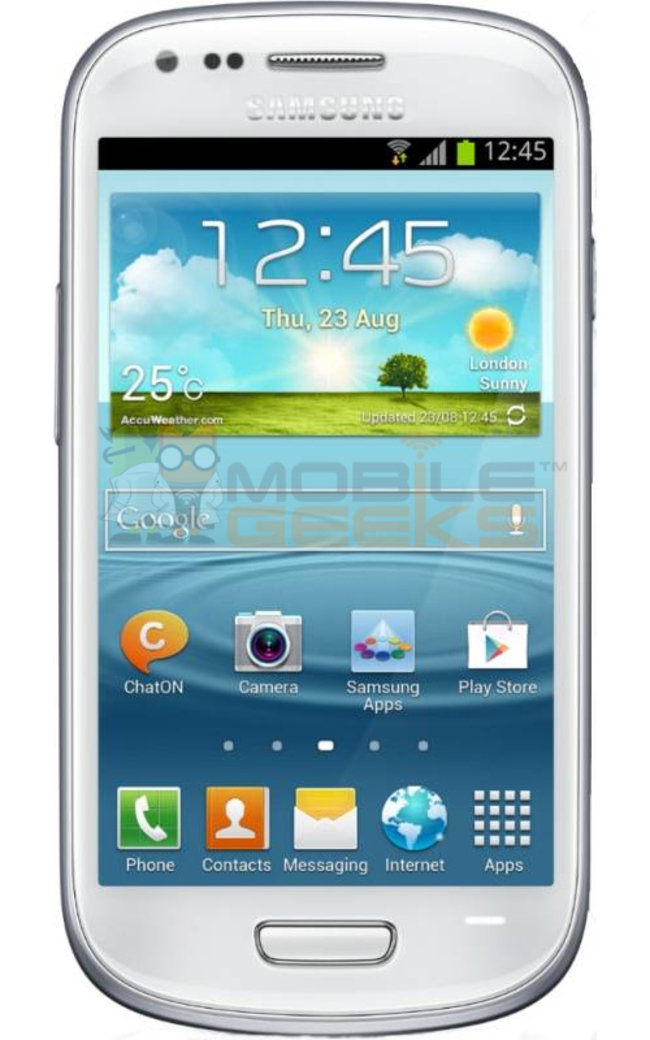 Samsung Galaxy S3 Mini coming to UK, press pictures and specs leak - photo 2