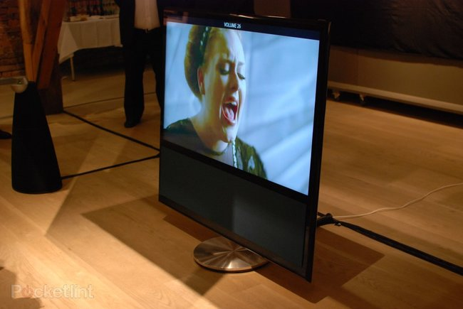 Bang & Olufsen BeoVision 11 television pictures and hands-on - photo 10