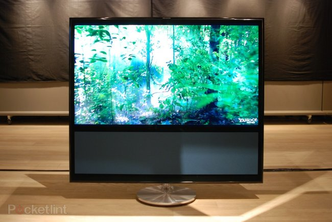 Bang & Olufsen BeoVision 11 television pictures and hands-on - photo 2