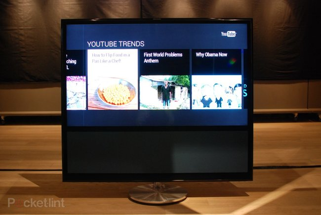 Bang & Olufsen BeoVision 11 television pictures and hands-on - photo 24
