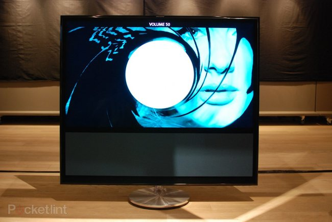 Bang & Olufsen BeoVision 11 television pictures and hands-on - photo 25
