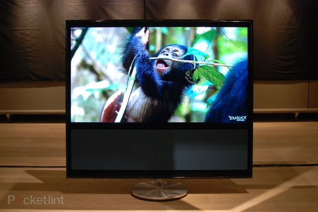 Bang & Olufsen BeoVision 11 television pictures and hands-on - photo 26
