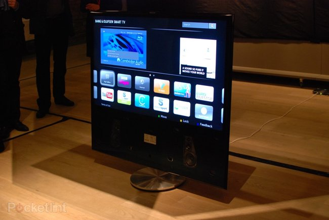 Bang & Olufsen BeoVision 11 television pictures and hands-on - photo 3