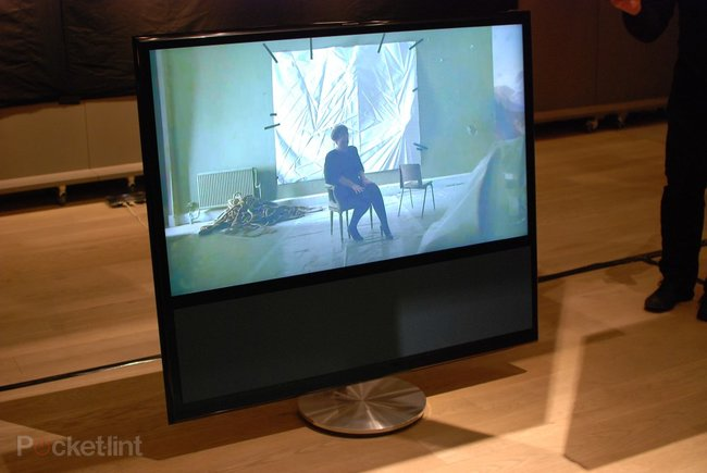Bang & Olufsen BeoVision 11 television pictures and hands-on - photo 31