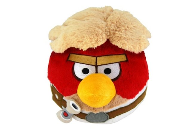 Star Wars themed Angry Birds toys and costumes revealed, pre-order now - photo 3