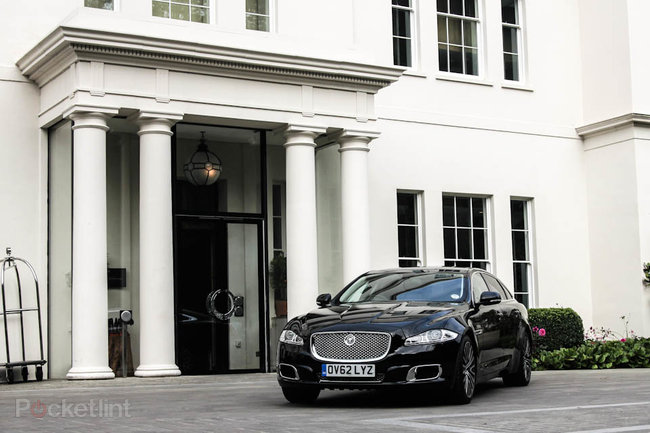 Jaguar XJL Ultimate pictures and hands-on - photo 1