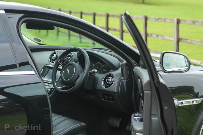 Jaguar XJL Ultimate pictures and hands-on - photo 10