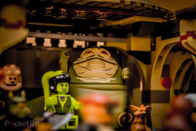 Lego Jabba's Palace (9516) pictures and hands-on - photo 1