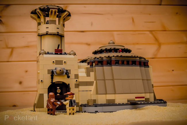 Lego Jabba's Palace (9516) pictures and hands-on - photo 16