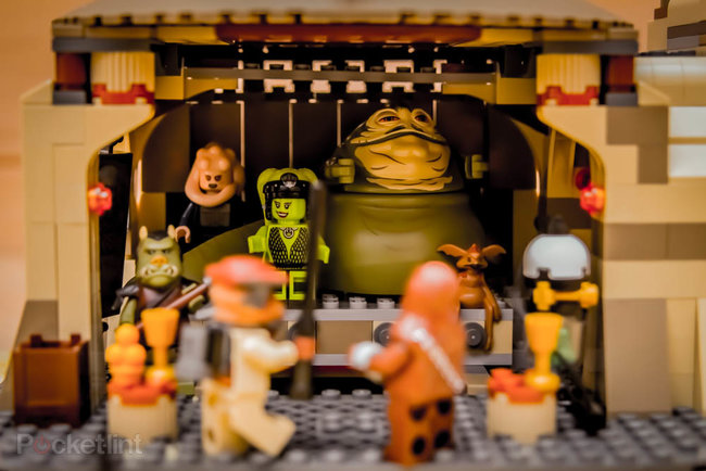 Lego Jabba's Palace (9516) pictures and hands-on - photo 20