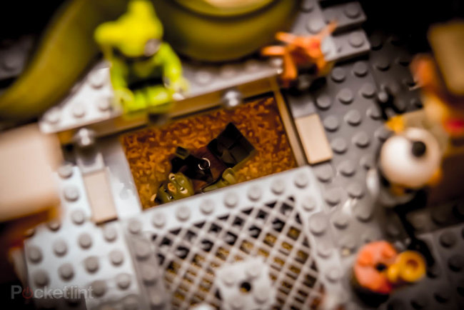Lego Jabba's Palace (9516) pictures and hands-on - photo 23