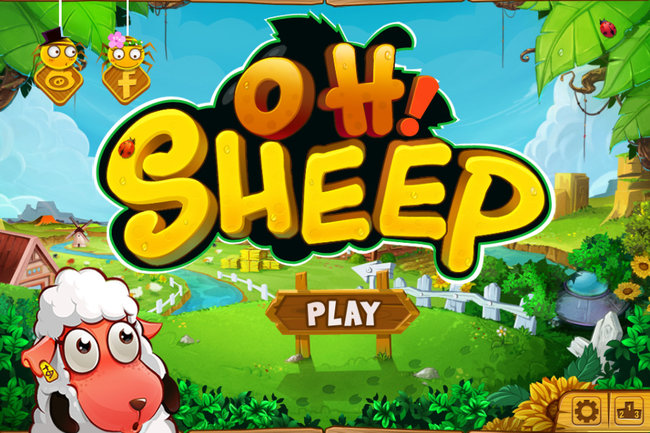 APP OF THE DAY: Oh! Sheep (iOS) - photo 1