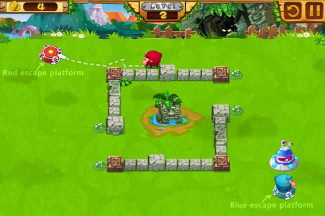 APP OF THE DAY: Oh! Sheep (iOS) - photo 2