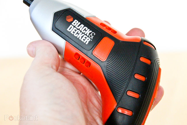 Black & Decker Gyro Driver pictures and hands-on - photo 5