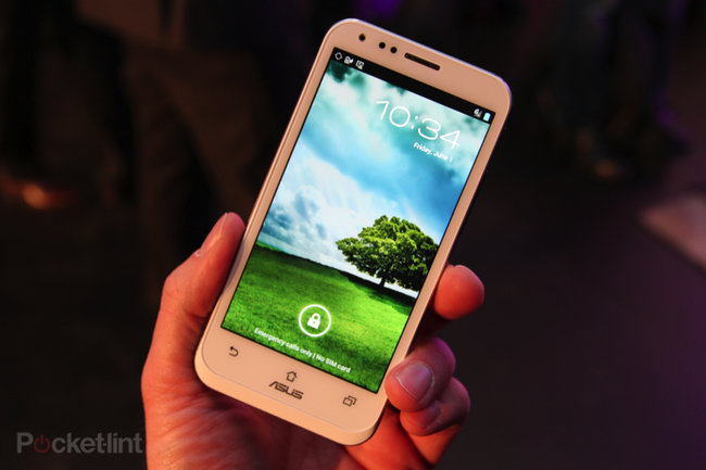Asus Padfone 2 unveiled: 4.7-inch Android phone with 10-inch display dock - photo 1