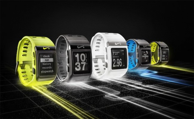 Nike+ TomTom SportWatch now available in white and silver edition - photo 2