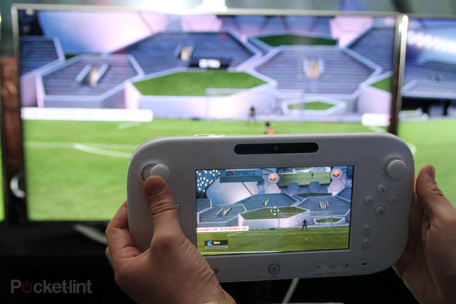 FIFA 13 Nintendo Wii U preview: What does the GamePad offer? - photo 1