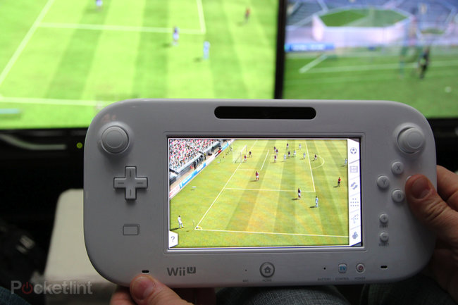 FIFA 13 Nintendo Wii U preview: What does the GamePad offer? - photo 2
