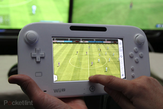 FIFA 13 Nintendo Wii U preview: What does the GamePad offer? - photo 3