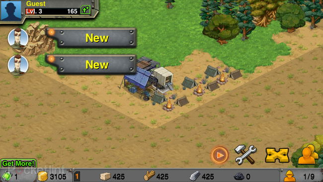 APP OF THE DAY: Battle Nations review (iOS) - photo 3