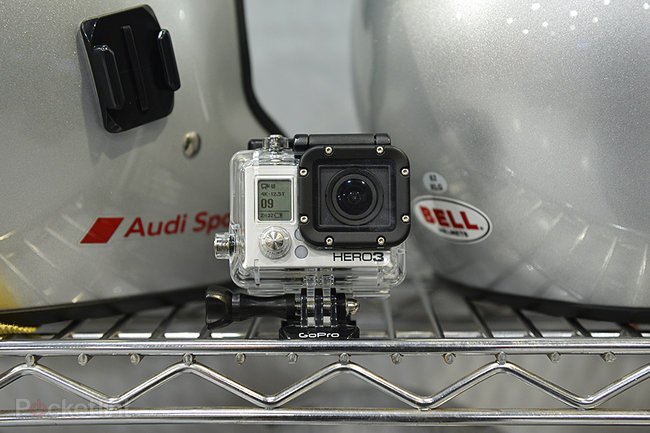 Hands on: GoPro HD Hero3 Black review - photo 1