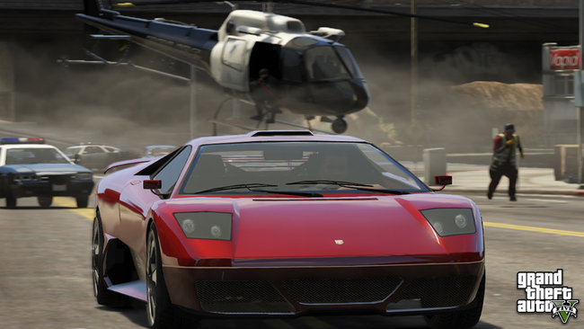 GTA V release date tipped for March 2013 - photo 1