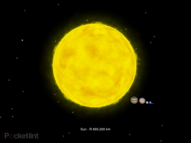 APP OF THE DAY: Solar Walk review (iPad and iPhone) - photo 2