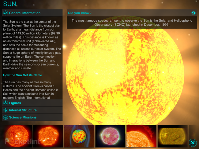 APP OF THE DAY: Solar Walk review (iPad and iPhone) - photo 3