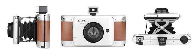 Lomography Belair X 6-12 cameras bring back the bellows to print photography - photo 4