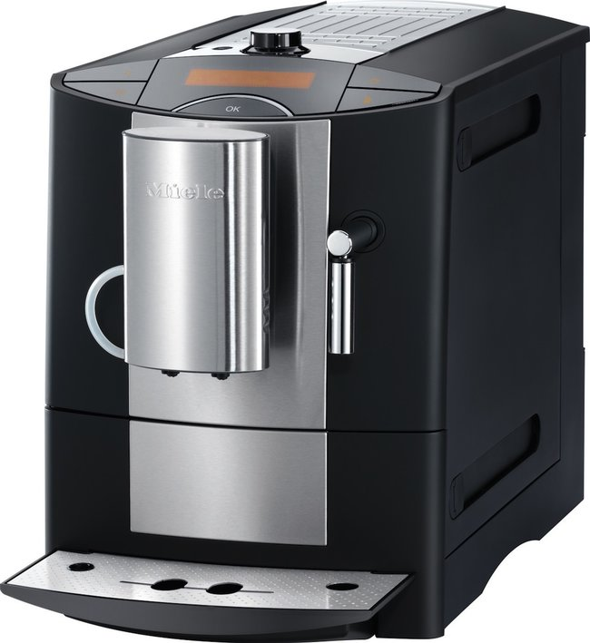 Miele CM5200 Barista Machine has a double spout for simultaneous coffee making  - photo 2