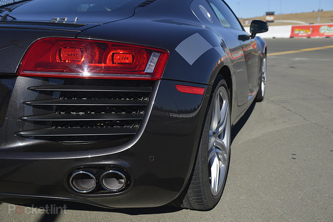 Audi R8 Coupe (2012) pictures and hands-on - photo 4