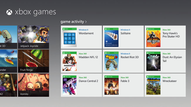 Xbox Entertainment: Games, Video, Music, SmartGlass on all your Microsoft devices - photo 2