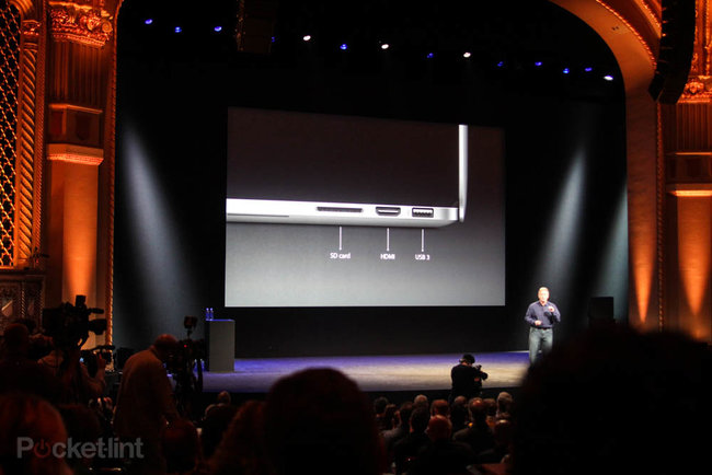 13-inch MacBook Pro with Retina Display announced at Apple event, as expected - photo 2